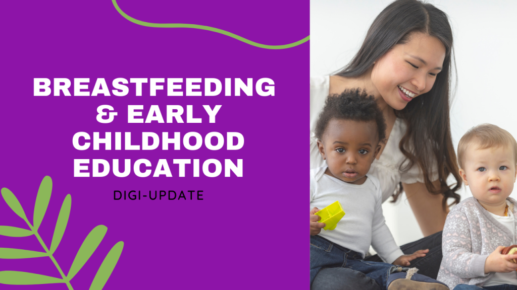 Kaitlin Discusses Breastfeeding and Early Childhood Education