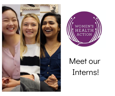 Meet the WHA Interns