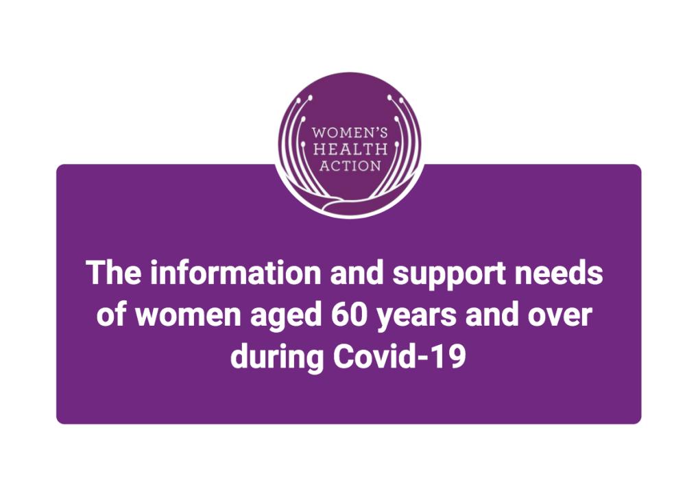 COVID-19 Older Women Survey
