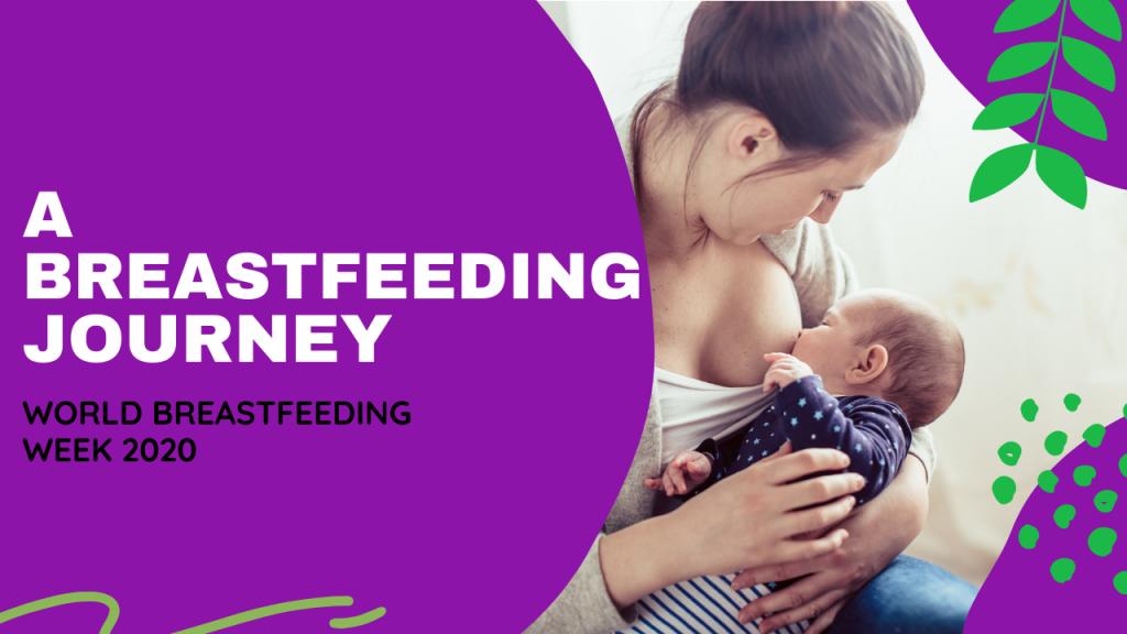 A Breastfeeding Journey – Miriam's Experience