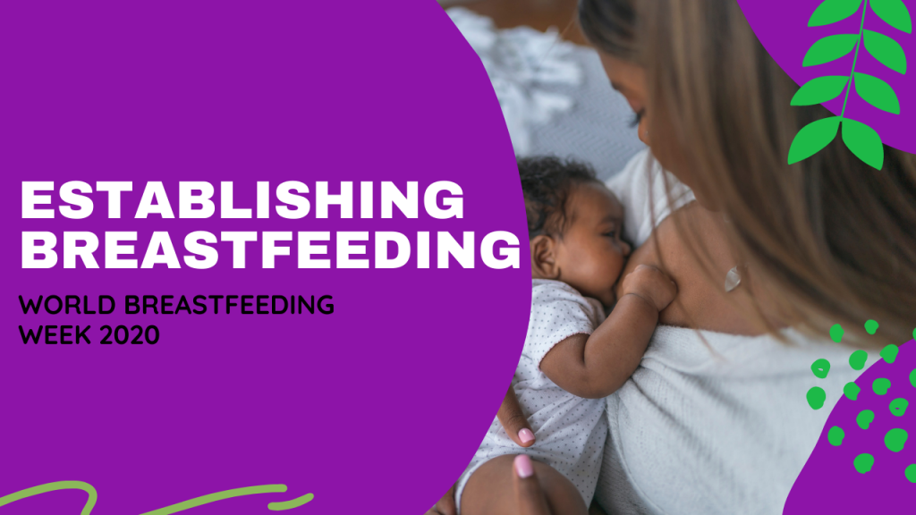 Establishing Breastfeeding: The Early Days and Weeks