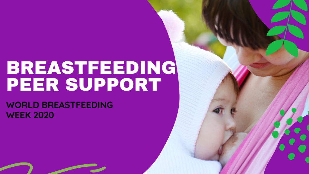 About Breastfeeding Peer Support