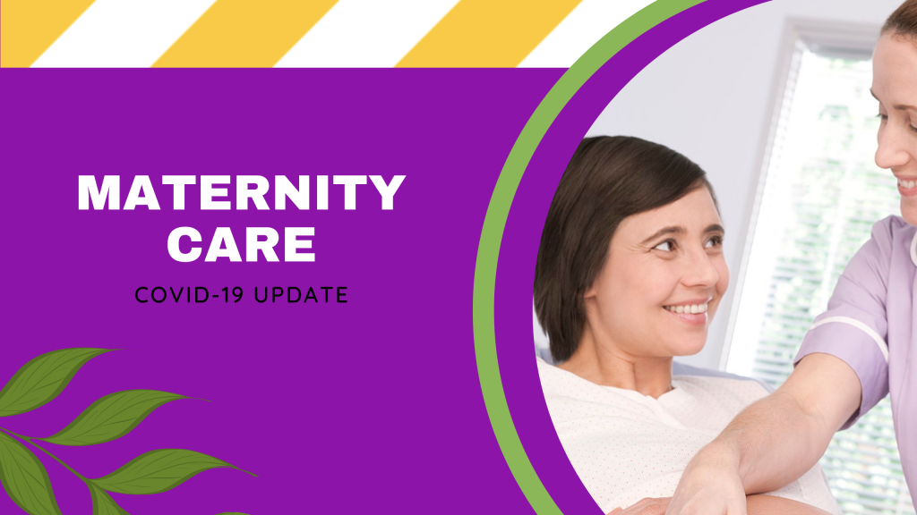 Maternity Care (Updated)
